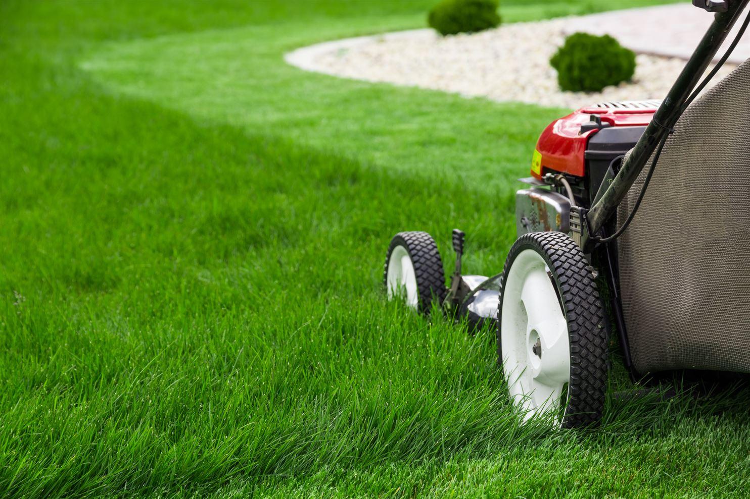 gras maaien gazononderhoud tuinen crombez